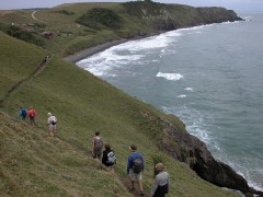 African Adventure Safaris  -  Wild Coast, Coffee Bay Hiking