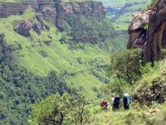 African Adventure Safaris  -  Drakensberg, Ndedema Gorge