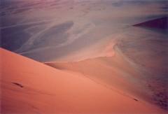 African Adventure Safaris  -  Namib Desert, Sossusvlei Dune Palette