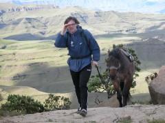 Destination Lesotho  -  Drakensberg Ascent