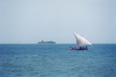 Destination Mozambique  -  Dhow Sailing