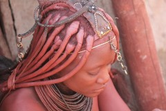 Destination Namibia  -  Himba Beauty