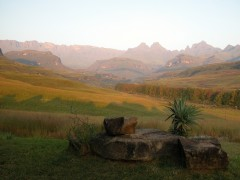 Destination South Africa  -  Drakensberg, Didima