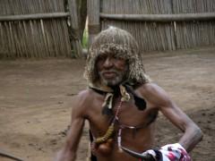 Destination Swaziland  -  Mantenga Sangoma