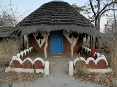 Lower-Priced Safaris  -  Botswana, Planet Baobab