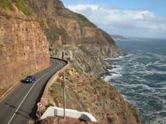 Self Drive Itineraries  -  Cape Town, Chapman's Peak